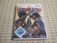 Prince of Persia Rival swords per Nintendo Wii e Wii U * OVP *