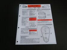 FICHE TECHNIQUE AUTOMOBILE RTA LAND ROVER RANGE ROVER V8 3.9 i (recueil 12)