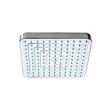 Whitehaus Whosa28Sq-8-C Showerhaus Square Rainfall Showerhead - Polished Chrome