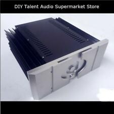 Class PASS XA 30.5 hi-end full Aluminum Amplifier Chassis Case box 430*430*170mm