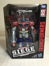 Hasbro Transformers Siege War For Cybertron WFC-S40 Galaxy Upgrade Optimus Prime