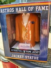 Houston Astros Hall Of Fame HOF Jacket Statue SGA 2019 New In Box