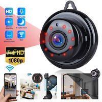 Mini Camera Wireless Wifi IP Security 1080P DV DVR Night Vision Motion Detect