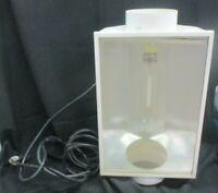 Hydrofarm Radiant Reflector Unit W/ Bulb - Air Coolable Grow Light Hydroponics