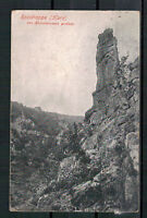 Ansichtskarte - Rosstrappe - Harz - 1918