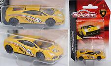 Majorette 212053054 Lamborghini Gallardo LP 560-4) Racing / 1964, Nr. 27, goldge