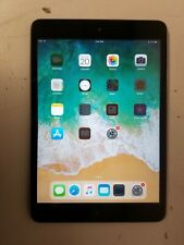 Apple iPad mini 2 A1489 128GB, Wi-Fi, 7.9in - Space Gray - Unlocked ME856LL/A