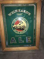 Weinhard's Blue Boar Ale Beer Sign