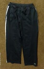 Athletic Works-Womens blue athletic pants- size small(4), polyester 26 x 30