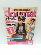Ladies' Home Journal Magazine August 1987 Cher Photo Cover Marilyn Monroe Elvis