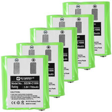 Motorola Talkabout T9500R Combo Pack of 5 Batteries