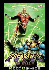THANOS INFINITY ABYSS GRAPHIC NOVEL New Paperback Collects 6 Part Series