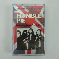 Humble Pie Cassette The Best of British Rock Humble Pie