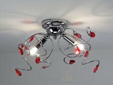 Plafoniera Cristallo Swarovski : Lampadari da soffitto di cristallo bagno acquisti online su ebay