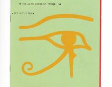 CD ALAN PARSONS PROJECT eye in the sky GERMAN EX+