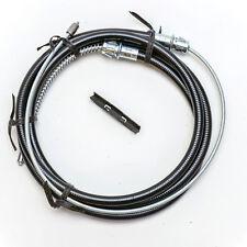 Bruin Brake Cable-93263 Rear-Left/Right-GM Cars/Datsun-'75-'85-Made in USA