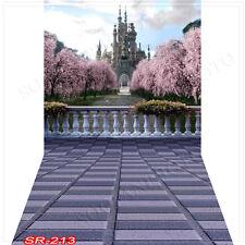 Spring 10'x20' Computer/Digital Vinyl Scenic Photo Backdrop Background SR-213B88