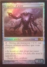 Brigadier d'Acier VF PREMIUM / FOIL - French M11 Steel Overseer - Magic mtg