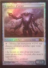 Brigadier d'Acier VF PREMIUM / FOIL - French M11 Steel Overseer - Magic mtg