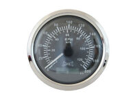 GPS Digital Speedometer MPH & KPH for Boats Cars Tractors Motorcycles Quads 85mm