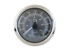 Velocímetro Digital 85mm GPS & km/h mph para los barcos coches tractores Motocicletas Quads
