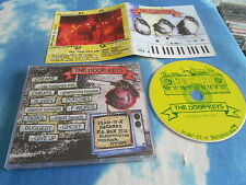 THE DOOR-KEYS - GREENWOOD PARK MALL USA PUNK CD RARE OUT OF PRINT