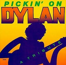 Pickin' on Dylan: A Tribute by Pickin' On NEW SEALED CD FREE FIRST CLASS (US)