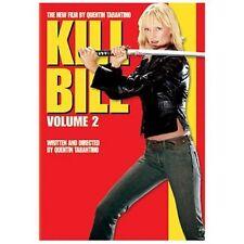 Kill Bill, Volume 2 (DVD, 2004) Daryl Hannah, Uma Thurman, David Carradine  NEW