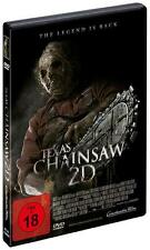DVD - Texas Chainsaw - 2D / #8011