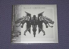 "WITHIN TEMPTATION ""HYDRA"" JAPAN DELUXE 2CD +2 BONUS TRACKS *SEALED*"