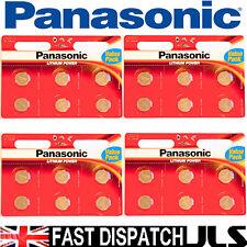 24 Panasonic  2032 Lithium 3v Batteries CR2032 DL2032