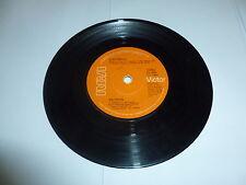"""ELVIS PRESLEY - Way Down - 1977 UK solid centre 7"""" vinyl single"""