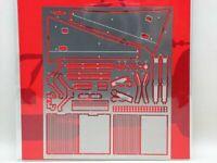 Studio27 ST27-FP2041 McLaren MP4/13 Grade up Parts for Tamiya 1/20 Scale