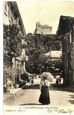 (S-51395) FRANCE - 73 - LA ROCHETTE CPA VUE DU CHATEAU