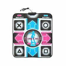 Non-Slip Dancing Step Dance Mat Pad Pads Dancer Blanket to PC with USB New IT