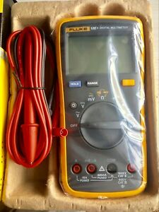 Fluke 12E+ Digital Multimeter AC/DC/Diode/R/C Voltage Current Ohm Capacitance