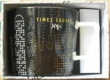Starbucks Sonderedition NEW YORK TIMES SQUARE, 14 oz neu >>>Rare - HTF - OVP<<<