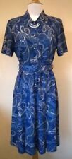 Any Occasion Short Sleeve Paisley Dresses for Women