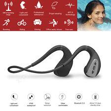 Q1 Bluetooth 5.0 Wireless Bone Conduction Headphone Stereo Sport For iPhone Sony