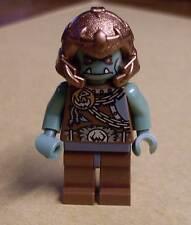Lego Figur Fantasy Era - Troll Warrior Kämpfer - Ritter - Orc Castle Neu