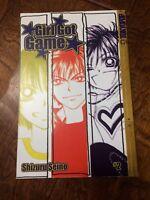 Girl Got Game by Chizuru Seino Tokyopop English Manga Teen book # 2