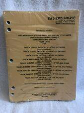 Techinical Maintenance Manual Tm 9-2320-289-20P