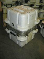 Thermodyne Shok-Stop 16x16x20 Cube Hard Military Plastic Transit Shipping Case G