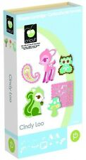 CRICUT *CINDY LOO* SHAPES & FONT ART CARTRIDGE *NEW SEALED* BORDER FRAME