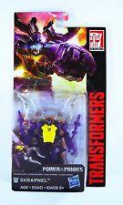 Transformers: Generations POWER OF THE números primos Leyendas CLASE skrapnel