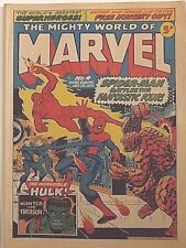 The Mighty World of Marvel, No.4, Week Ending October 28th, 1972