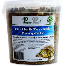 Turtle & Terrapin Food Complete mix all in one feed Phyto Plus