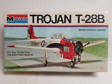 Monogram 1/48 T-28B Trojan started