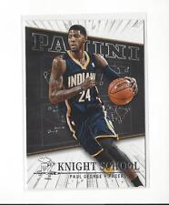 2013-14 Panini Knight School #7 Paul George Pacers