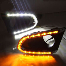 For Chevrolet Trax 2014-15 Daylight Running Lights Lamps DRL With Turn Signal c
